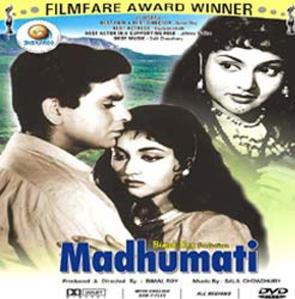Madhumati film poster